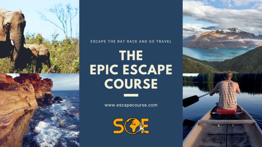 Escape the Rat Race Course