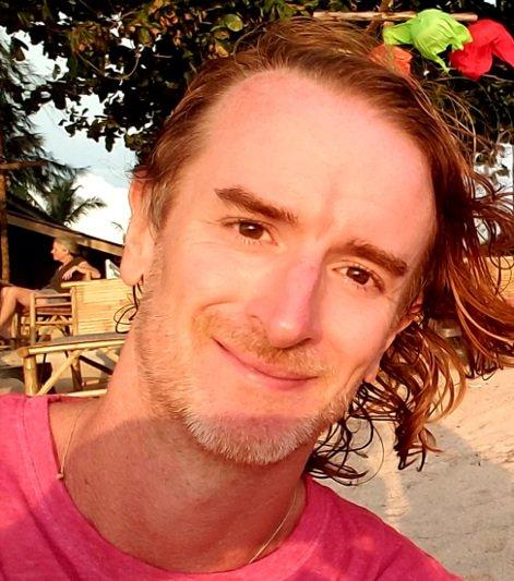 Greg Rodgers traveling in Koh Lanta