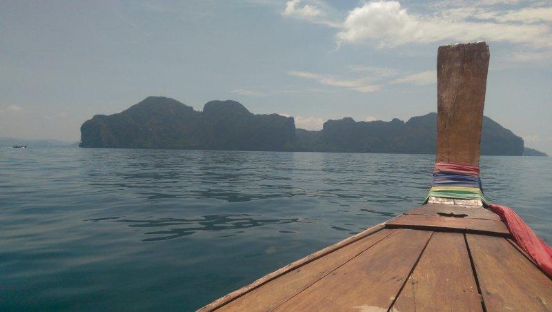 Island escape in Thailand